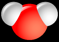 model watermolecuul